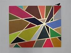 tableau geometrique moderne comment faire soi m 234 me propre tableau g 233 om 233 trique