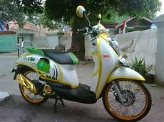 Scoopy Modifikasi by Gambar Modifikasi Motor Honda Scoopy Terbaru Modifikasi