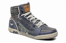mustang shoes birol trainers in blue at sarenza co uk 140174