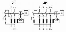 schaltplan fi schalter anschliessen 2 polig wiring diagram