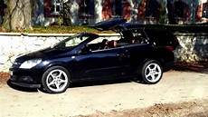 Astra H Cabriolet Twintop Open The Roof