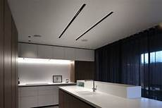 Profile Led Kitchen Lighting by Corian Kitchen Lit By Kreon Recessed Led Focus