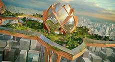 10 Awesome Futuristic Architecture Projects You Should