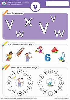 phonics worksheets 20405 letter recognition phonics worksheet v lowercase simple