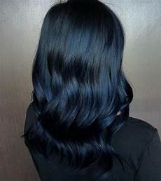 Black Blue Hair Dye 19 most amazing blue black hair color looks of 2020