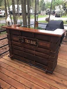 bar aus holzpaletten the kona pallet bar tiki bar october sale the