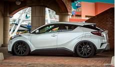 Toyota Chr Tuning - tuning toyota c hr hybrid side