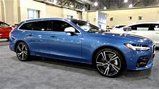 volvo r design 2018 volvo v90 r design t6 awd review epic wagon