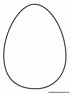 Osterei Malvorlage A4 Best 25 Egg Template Ideas On Easter Egg