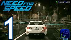 need for speed 2015 ps4 walkthrough gameplay part 1