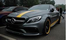 Mercedes Amg C63s Coupe Edition 1 Oc Mercedes Benz