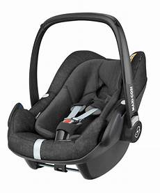 Maxi Cosi Pebble Plus I Size Baby Car Seat Nomad Black