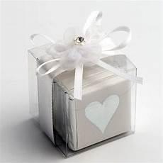 clear cube favour box uk wedding favours