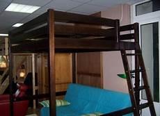 lit mezzanine 2 personnes occasion