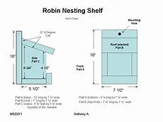 bird house plans for robins making wooden birdhouses birdhouse ideas plans and