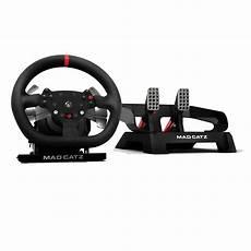 Mad Catz Pro Racing Feedback Wheel Lenkrad Und