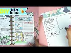 Diy Bullet Journal How To Make A Planner