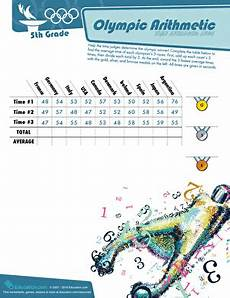 winter olympics worksheets free printables education