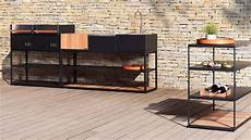 outdoor küche design designer outdoor k 252 che open kitchen r 246 shults