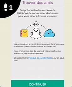 comment appeler en anonyme comment trouver des amis sur snapchat