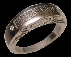 fairytale wedding harley davidson wedding rings