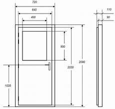 dimension d une porte standard dimension des portes
