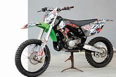 Klx Modif Enduro by Modifikasi Mobil Dan Motor Klx 01 Trail Konsep