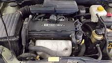 how does a cars engine work 2005 suzuki swift parental controls da0034 2005 suzuki forenza 2 0l engine youtube