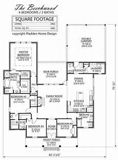 french provincial style house plans madden home design the beechwood madden home design