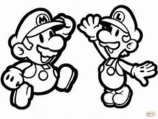 paper bowser coloring pages 17646 paper mario and luigi coloring page free printable coloring pages