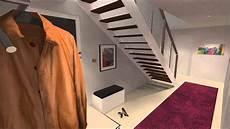 stauraum unter einer treppe sinnvoll nutzen variante2