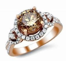 brown diamond rings arabia weddings