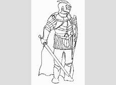 Cavalieri 5, Disegni per bambini da colorare