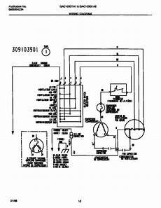 gibson air handler wiring schematic gibson model gac103g1a1 air conditioner heat outside unit genuine parts