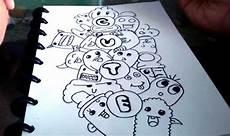 20 Contoh Gambar Doodle Simple Mudah Di Tiru Doodle