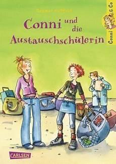Ausmalbilder Conni Und Co Conni Und Die Austauschsch 252 Lerin Conni Co Bd 3