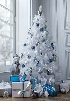 deco noel bleu et blanc noel decoration blanc et argent recherche d 233 co