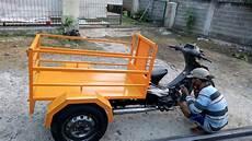 Jual Motor Modifikasi Roda 3 by Jual Modifikasi Motor Roda Dua Menjadi Motor Roda Tiga