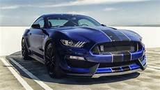 Wallpaper Mustang Blue Car by Ford Mustang Shelby Gt350 Blue Mustang Sports Cars 4k