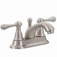pegasus kitchen faucet repair pegasus 1000 series 4 in centerset 2 handle bathroom faucet in brushed nickel with pop up drain