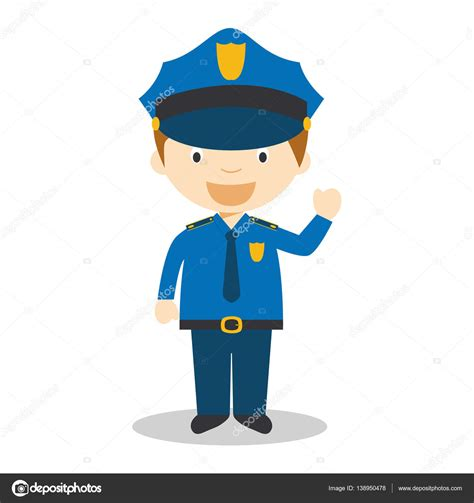 Dibujos De Policias