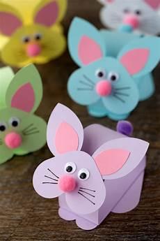 Osterhasen Basteln Aus Papier - easter crafts for glamamom