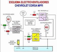 conexion electroventilador con relay foro de mec 225 nica