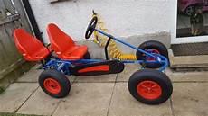 go kart 2 sitzer berg 2 seater pedal go kart go cart in belfast