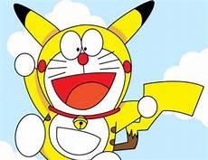 Gambar Doraemon Bahagia Terkini Banget