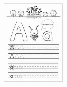 free alphabet handwriting worksheets a to z 21684 free handwriting worksheets for the alphabet