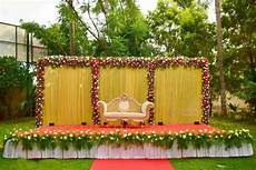 engagement stage decorations arch dsgn