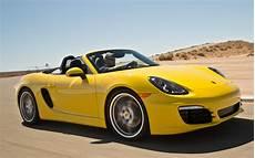 2013 Porsche Boxster S Test Motor Trend