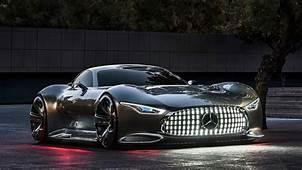 Mercedes Benz AMG Vision Gran Turismo 2013 RWD V8 Biturbo