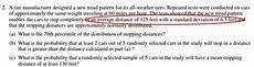 standard deviation ap statistics crash course review albert io